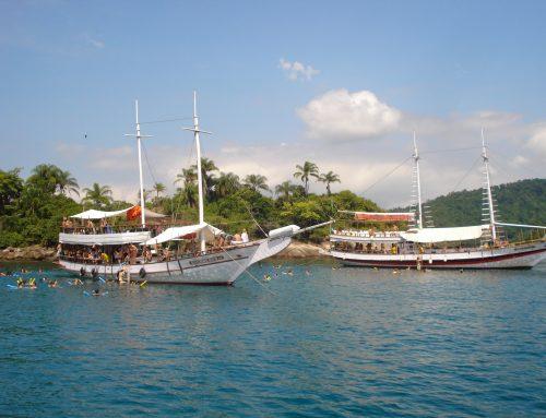 Venha curtir seu fim de semana em Paraty